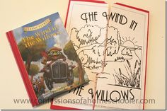 The Wind in the Willows Unit Study - Confessions of a Homeschooler