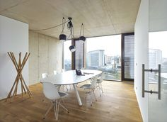 Gallery - Burnt Wood Office / STEINMETZDEMEYER - 9