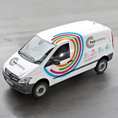 ForeSolutions approached us to redesign and relaunch their communications brand. They wanted a future-proof brand that was modern, fresh, flexible. Brochure Design, Branding Design, Vehicle Signage, Creative Design Agency, Graphic Design Print, Car Wrap, Business Card Design, Digital, Prints