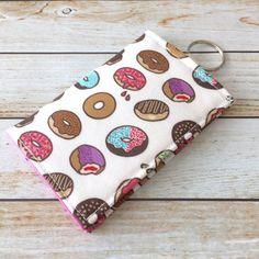 Yummy Donuts Credit Card Wallet ID Wallet Cash by LittleMissPoBean
