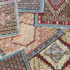Senneh Kilims  #senneh #kilim #kilims #persian #handmade #rozelle #design…