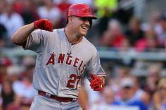 The one, the only-- Mike Trout