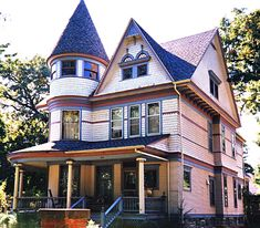 Dave's Victorian House Site - Illinois Gallery