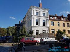 Diese exzellente Gründerzeit-Fassade im Herzen Bremens wurde von uns mit viel Liebe zum Detail aufbereitet! Malermeister aus Bremen