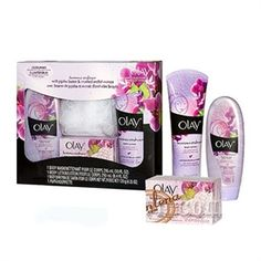 Olay Silk Whimsy Body Collections