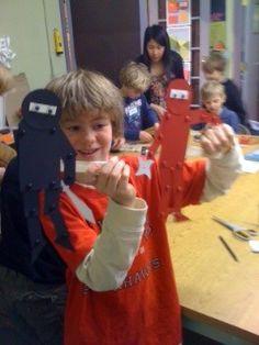 Paper Ninja Craft