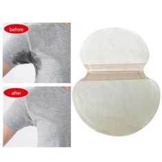 Fragrances & Deodorants Confident 1 Pair Unisex Adjustable Perspiration Pads Armpit Care Underarm Skin Color Absorb Pads Durable Dress Clothing Absorb Armpit Care
