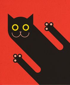 Cats in Art and Illustration:
