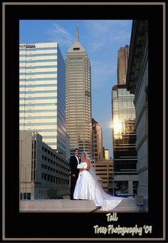 Specializing in Wedding Photography, I get to capture a couple's special day.