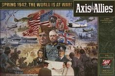 Axis & Allies: 1942 Second Edition Game