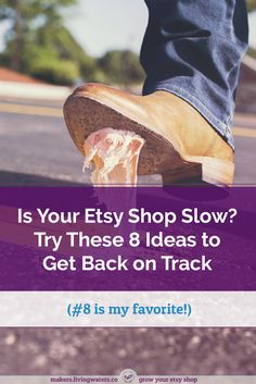 Is Your Etsy Shop Slow 2