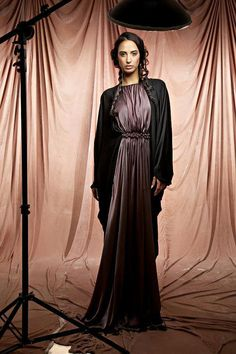 Long Formal Abaya Dress made to order by WhiteDahliaCo on Etsy, $200.00