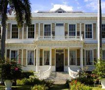 Kingston's Devon House is a National Monument. // © 2012 Jamaica Tourist Board