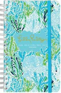 Cahoon's Closet - Lilly Pulitzer 2014-15 Medium Agenda - Let's Cha Cha, $22.00   (http://www.cahoonscloset.com/shop-by-category/stationery-calendars/lilly-pulitzer-2014-15-medium-agenda-lets-cha-cha/)