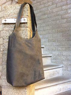 Beautiful handmade leather bag