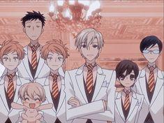 Ouran Highschool Host Club, Ouran Host Club, High School Host Club, Anime Manga, Anime Guys, Host Club Anime, School Clubs, Love My Kids, Cute Anime Wallpaper