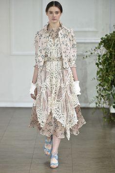 London Fashion Week - Bora Aksu