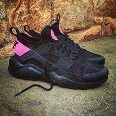 "Nike Air Huarache Ultra GS ""Black Hyper Pink"" Size 36 to 40 - Price: 105 (Spain Envíos Gratis a Partir de 75) http://ift.tt/1iZuQ2v #loversneakers #sneakerheads #sneakers #kicks #zapatillas #kicksonfire #kickstagram #sneakerfreaker #nicekicks #thesneakersbox #snkrfrkr #sneakercollector #shoeporn #igsneskercommunity #sneakernews #solecollector #wdywt #womft #sneakeraddict #kotd #smyfh #hypebeast #nike #huarache #nikeair #huaraches"