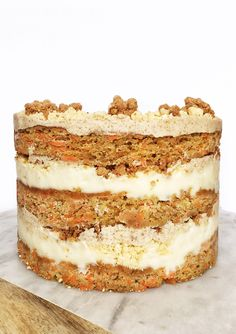 Blackberry almond cake milk bar style receta canela a unique twist on an easter favorite this carrot cake is stacked with carrot spice urtaz Images