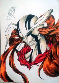 Ichigo Vasto Lorde by JeanCarlo183 on DeviantArt