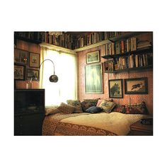 perfect bedroom | Tumblr ❤ liked on Polyvore featuring bedrooms, backgrounds, pictures, rooms and home