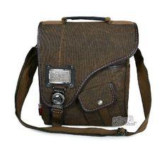Messenger bag men, coffee messenger bag strap - nylon bag shop