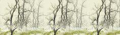 Wander Land Moss - Wall Mural & Photo Wallpaper - Photowall