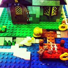 Da eLogic si vede il mare (psichedelico)!!! Oct 11, Lego, Anna, Instagram Posts, Legos