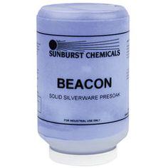 Sunburst Beacon Silverware Presoak - 4.75 lbs. for only $49.40