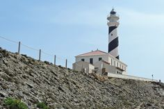 Faro de Favaritx, Me