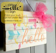 Hello Sign 3