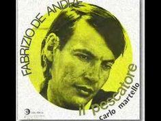 Il pescatore (versione originale - 1970) - Fabrizio De André