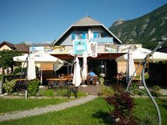 Welcome to Hostel Soca rocks, place to be in Bovec, Slovenia Hostel, Rocks, Cabin, House Styles, Places, Home Decor, Lugares, Room Decor, Cabins