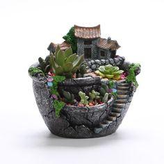 Micro Landscape Flower Pot