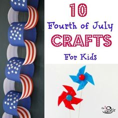 Lots of fun crafts in here!
