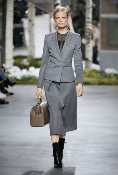 BOSS Womenswear Fall/Winter 2014