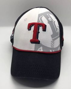 b5e9a78c ... sale mlb texas rangers cap hat bicolor snapback toddler new era 100  cotton ebay a8a11 a8571