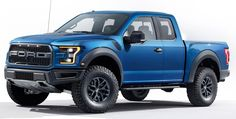 2016 Ford F-150 Raptor – a high performance pickup truck with ...