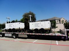 pCom XL mobile command trailer for emergency, disaster communications
