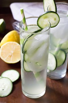 5 Refreshing Cucumbe