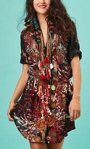 3eacc1b6bfad Antica Sartoria di Positano Moda Mare Donna Vestiti ricamati a mano 100%  cotone Woman s dresses