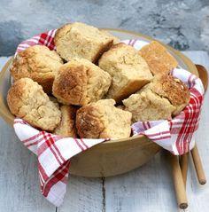 Buttermilk Rusks. US Measurements 5.8 C flour, 1 T salt, 3 T baking powder, 1 C butter, 1 C sugar, 1 C buttermilk