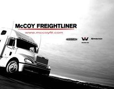9 Mccoy Freightliner Ideas Freightliner Western Star Trucks Trucks