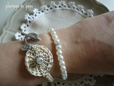 Pulseira . Bracelet # 30... by phormiga de pano