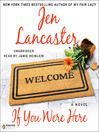 """If You Were Here by Jen Lancaster. My favorite author of the moment.  This book combines a woman's love of HGTV and John Hughes movies, when she purchases Jake's house from 16 Candles, which needs just a bit of work and remodeling. She's also in a feud with reality star """"Vienna"""" and trying to finish the latest book in her series about Amish teen zombies.  Hilarious."""