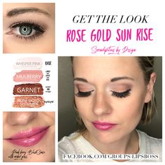 My goal is to assist you in looking and FEELING your beautiful best! Call me for a FREE consultation. I can do them over the phonel Love Makeup, Diy Makeup, Makeup Tips, Beauty Makeup, Makeup Looks, Beauty Bar, Look Rose, Shadow Sense, Summer Makeup