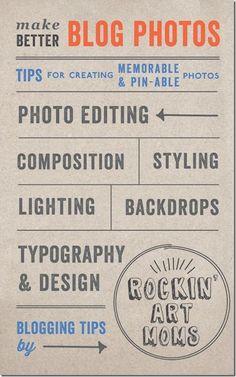 Make Better Blog Photos Series