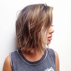 Short SummerBob Hair