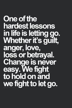 Hardest Lessons.