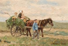 On the way back home By Jan Zoetelief Tromp